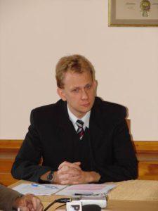 Konferencja prasowa posła Michała Wójcika 25.09.2006