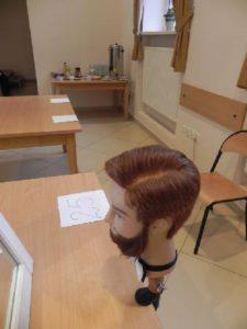 Sprawdzian fryzjerski dla klas I, II, III - 06.03.2016 r.