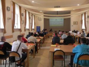XVI Regionalny Konkurs wiedzy o zasadach BHP dla uczniów zakładów rzemieślniczych - 07.04.2016 r.