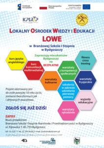 Plakat LOWE