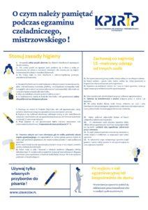 O czym należy pamiętać podczas egzaminu ! (2)
