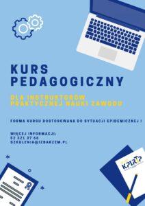 Kurs pedagogiczny_luty 2021