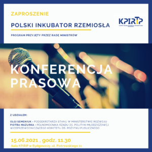 Zaproszenie _Konferencja Prasowa 15.06.21