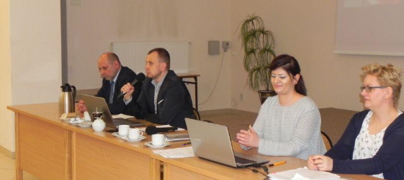 Szkolenie przewodniczących, zastępców przewodniczących oraz sekretarzy komisji egzaminacyjnych KPIRiP w Bydgoszczy – 30.03.2017 r.