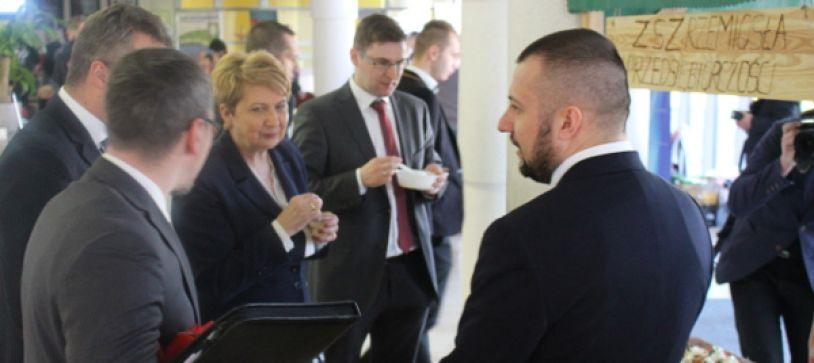 Kujawsko – Pomorska debata o kształceniu zawodowym 26.04.2016 r.